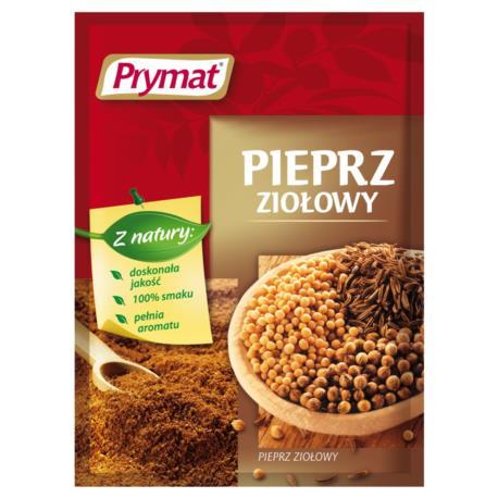 Prymat Pieprz ziołowy 20 g