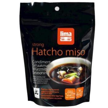 MISO HATCHO (NA BAZIE SOI) BIO 300 g - L IMA
