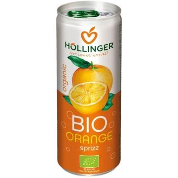 NAPÓJ POMARAŃCZOWY BIO 250 ml (PUSZKA) -  HOLINGER