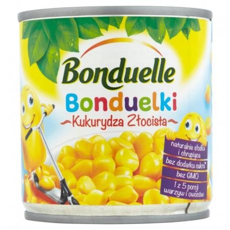 Bonduelle Bonduelki Kukurydza Złocista 1 70 g