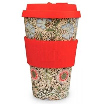 KUBEK Z WŁÓKNA BAMBUSOWEGO CORNCOCKLE 40 0 ml - ECOFFEE CUP