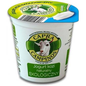 KOZI JOGURT NATURALNY BIO 150 ml - CAPRA  CAMPINOS
