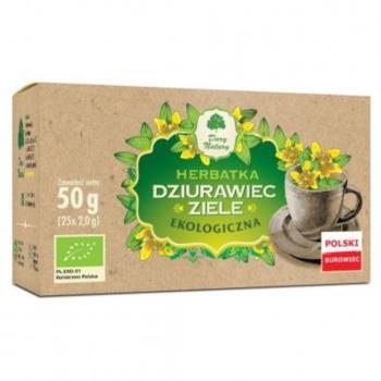 HERBATKA ZIELE DZIURAWCA BIO (25 x 2 g)  - DARY NATURY