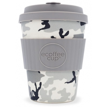 KUBEK Z WŁÓKNA BAMBUSOWEGO CACCIATORE 35 0 ml - ECOFFEE CUP