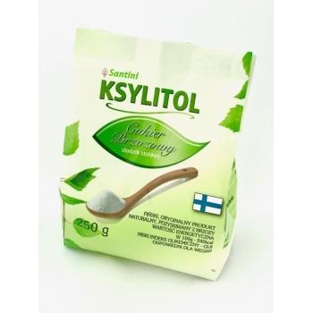 KSYLITOL 250 g (TOREBKA) - SANTINI (FINL ANDIA)