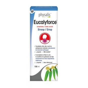 EUCALYFORCE SYROP BIO 150 ml - PHYSALIS
