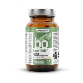 BORELLVIT 60 KAPSUŁEK 29,59 g - PHARMOVI T (HERBALLINE)