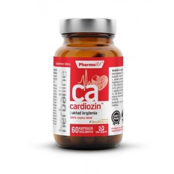 CARDIOZIN 60 KAPSUŁEK 26,48 g - PHARMOVI T (HERBALLINE)