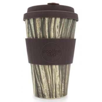 KUBEK Z WŁÓKNA BAMBUSOWEGO BAUMRINDE 400  ml - ECOFFEE CUP