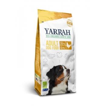 (DLA PSA DOROSŁEGO) KARMA Z KURCZAKIEM B IO 10 kg - YARRAH