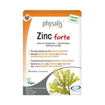 CYNK FORTE 30 TABLETEK 18,5 g - PHYSALIS
