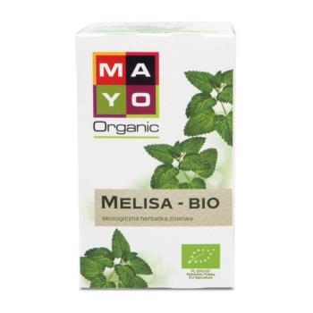 HERBATKA MELISA BIO (20 x 1,5 g) 30 g -  MAYO