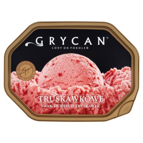 Grycan Lody truskawkowe 1100 ml