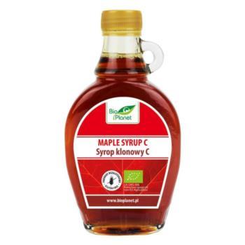 SYROP KLONOWY A BEZGLUTENOWY BIO 250 ml  (330 g) - BIO PLANET