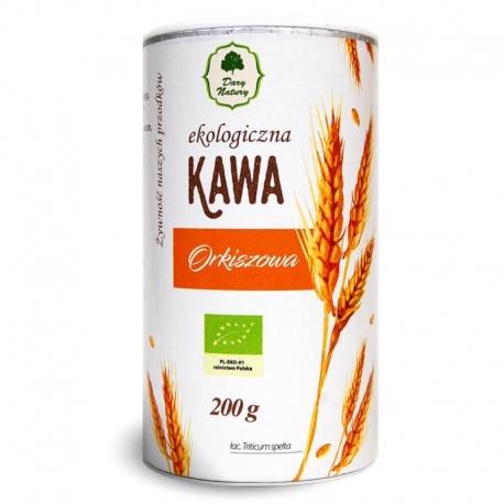 KAWA ORKISZOWA BIO 200g - DARY NATURY