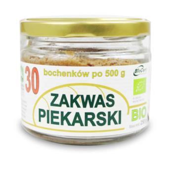 ZAKWAS PIEKARSKI BIO 250 g - BIONAT