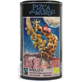 CZEKOLADA NA GORĄCO MZUZU (NATURALNA) FA IR TRADE BIO 250 g - PIZCA DEL MUNDO