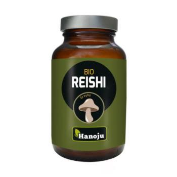 GRZYBY EKSTRAKT REISHI (LAKOWNICA LŚNIĄC A) W KAPSUŁKACH BIO 320 mg (60 szt.) - H