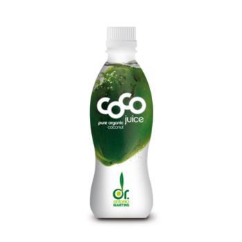 WODA KOKOSOWA NATURALNA BIO 330 ml (PET)  - COCO (DR. MARTINS)