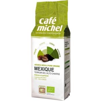 KAWA MIELONA ARABICA 100% MEKSYK FAIR TR ADE BIO 250 g - CAFE MICHEL