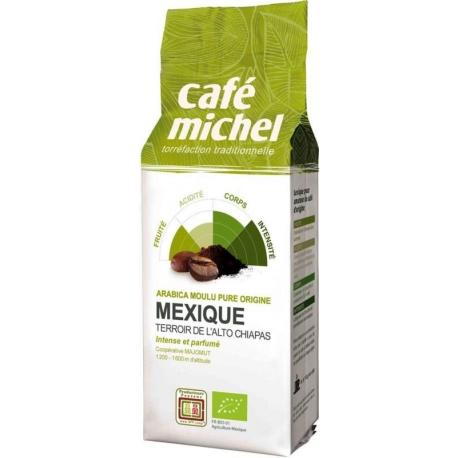 KAWA MIELONA ARABICA MEKSYK FAIR TRADE B IO 250 g - CAFE MICHEL