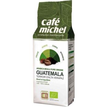 KAWA MIELONA ARABICA 100 % GWATEMALA FAI R TRADE BIO 250 g - CAFE MICHEL