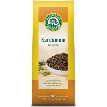 KARDAMON ZIARNO BIO 50 g - LEBENSBAUM