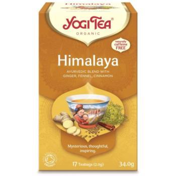 HERBATKA HIMALAYA BIO (17 x 2 g) 34 g -  YOGI TEA
