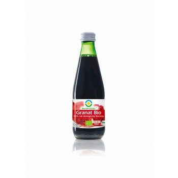 SOK Z GRANATU BIO 300 ml - BIO FOOD
