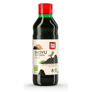 SOS SHOYU BIO 250 ml - LIMA
