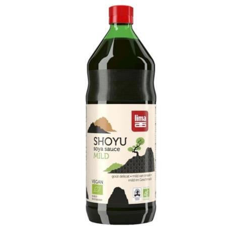 SOS SHOYU BIO 500 ml - LIMA