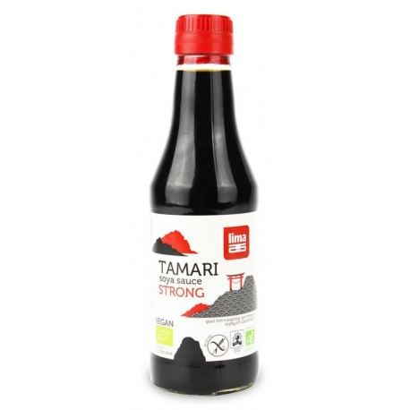 SOS TAMARI MOCNY BEZGLUTENOWY BIO 250 ml  - LIMA