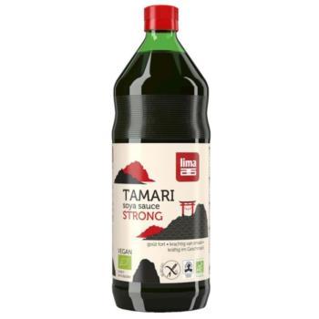 SOS TAMARI MOCNY BEZGLUTENOWY BIO 500 ml  - LIMA