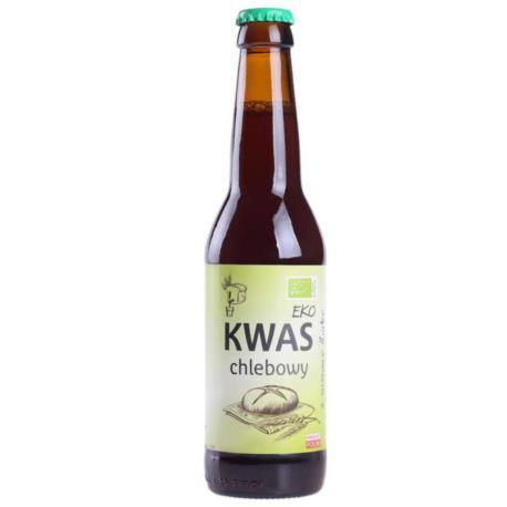 KWAS CHLEBOWY BIO 330 ml - EKO NATURA