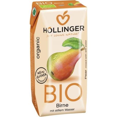 NAPÓJ GRUSZKOWY BIO 200 ml - HOLLINGER