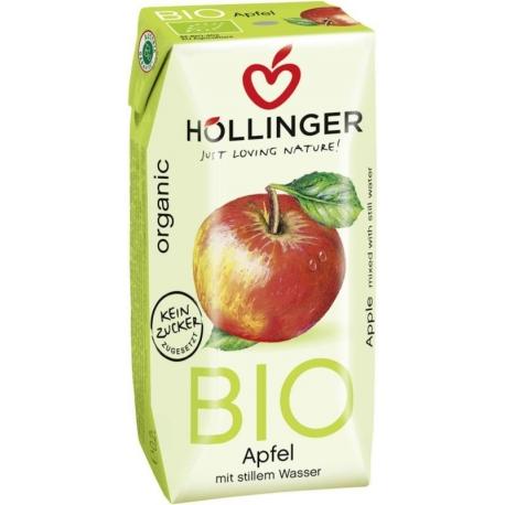 NAPÓJ JABŁKOWY BIO 200 ml - HOLLINGER