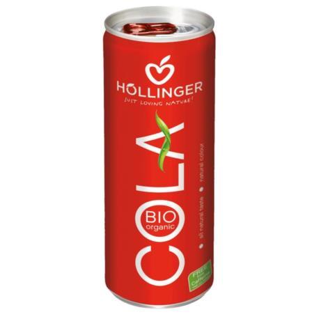 NAPÓJ COLA BIO 250 ml (PUSZKA) - HOLLING ER