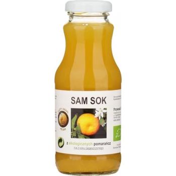 SAM SOK Z POMARAŃCZY BIO 250 ml - VIANDS