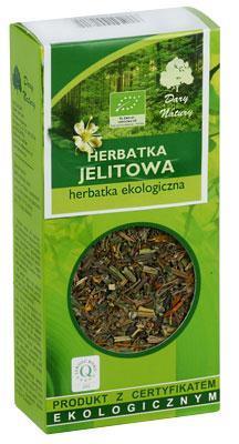 HERBATKA JELITOWA BIO 50 g - DARY NATURY