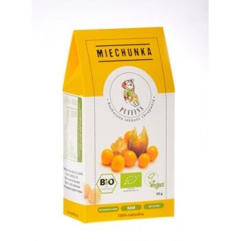 MIECHUNKA SUSZONA BIO 50 g - PUFFINS