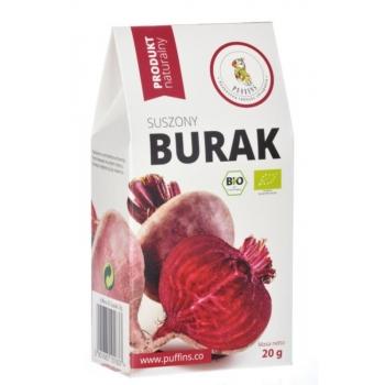 BURAK SUSZONY BIO 20 g - PUFFINS