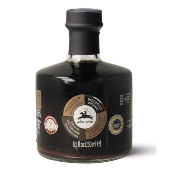 OCET BALSAMICZNY Z MODENY PREMIUM FILTRO WANY BIO 250 ml - ALCE NERO