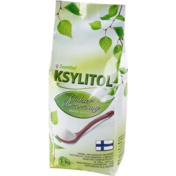KSYLITOL 1 kg (TOREBKA) - SANTINI (FINLA NDIA)