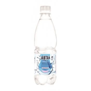 WODA ŹRÓDLANA ŚREDNIOZMINERALZOWANA NIEG AZOWANA 500 ml - JANTAR