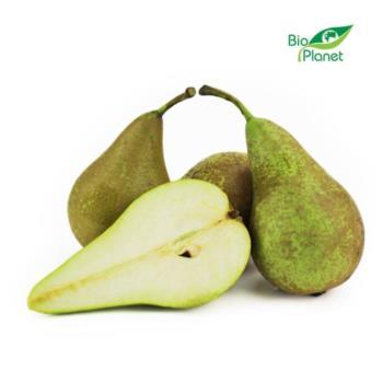 GRUSZKI ŚWIEŻE BIO (POLSKA) (pudełko ok.  0,80 kg)