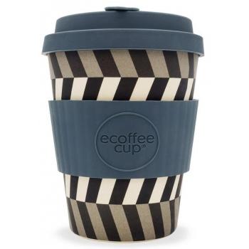 KUBEK Z WŁÓKNA BAMBUSOWEGO LOOK INTO MY  EYES 340 ml - ECOFFEE CUP