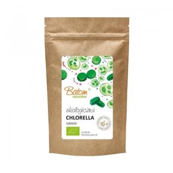 CHLORELLA TABLETKI BIO 250 g (1 TABLETKA  = 200 mg) – BATOM