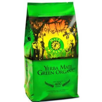 YERBA MATE BIO 400 g - ORGANIC MATE GREE N