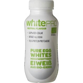 PŁYNNE BIAŁKO JAJ (WHITE PRO) BIO 220 ml  - DAVA FOODS