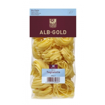 MAKARON (SEMOLINOWY) GNIAZDA TAGLIATELLE  BIO 500 g - ALB-GOLD